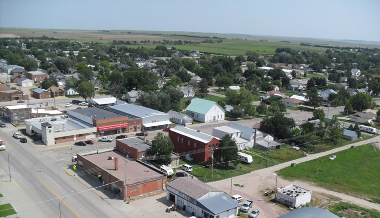 Rushville Downtown